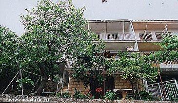 Property Živogošće - Mala Duba (Makarska) - Accommodation 1054 - Apartments near sea with pebble beach.