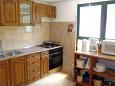Kitchen - Apartment A-1067-a - Apartments Pisak (Omiš) - 1067