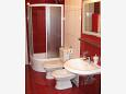 Bathroom 1 - Apartment A-1067-a - Apartments Pisak (Omiš) - 1067