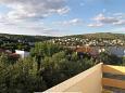 Balkon 2 - widok - Apartament A-1071-a - Apartamenty Bušinci (Čiovo) - 1071