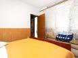 Bedroom 1 - Apartment A-1087-b - Apartments Rogoznica (Rogoznica) - 1087