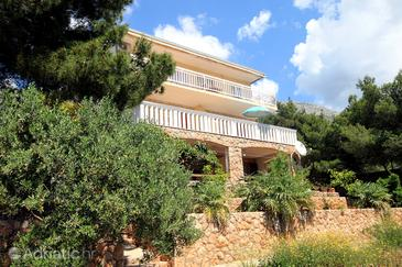 Property Sveta Nedilja (Hvar) - Accommodation 110 - Apartments near sea with pebble beach.