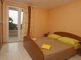 Bedroom - Apartment A-11007-a - Apartments Veliko Brdo (Makarska) - 11007