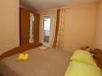 Bedroom 1 - Apartment A-11007-c - Apartments Veliko Brdo (Makarska) - 11007