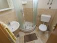 Bathroom - Studio flat AS-11007-a - Apartments Veliko Brdo (Makarska) - 11007