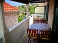 Balcony - Apartment A-11010-a - Apartments Sutivan (Brač) - 11010