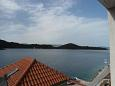 Balcony - view - Apartment A-11011-a - Apartments Sobra (Mljet) - 11011