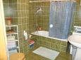 Bathroom 1 - Apartment A-11020-a - Apartments Kali (Ugljan) - 11020