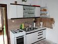 Kitchen - Apartment A-11041-a - Apartments Arbanija (Čiovo) - 11041
