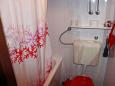 Bathroom - Studio flat AS-11041-a - Apartments Arbanija (Čiovo) - 11041