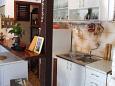 Ražanj, Kitchen u smještaju tipa house, dopusteni kucni ljubimci.