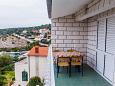 Balcony - Apartment A-1105-c - Apartments Kanica (Rogoznica) - 1105