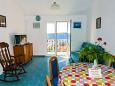 Living room - Apartment A-1105-c - Apartments Kanica (Rogoznica) - 1105