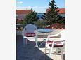 Terrace 2 - Apartment A-1106-a - Apartments Kanica (Rogoznica) - 1106