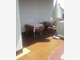 Terrace - Apartment A-11060-a - Apartments Banjol (Rab) - 11060