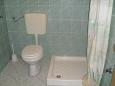 Bathroom - Studio flat AS-11061-a - Apartments Dinjiška (Pag) - 11061
