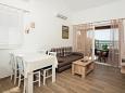 Dining room - Apartment A-11064-b - Apartments Maslenica (Novigrad) - 11064
