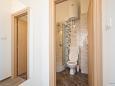 Bathroom - Apartment A-11064-b - Apartments Maslenica (Novigrad) - 11064