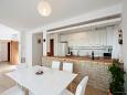 Dining room - Apartment A-11064-c - Apartments Maslenica (Novigrad) - 11064