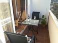 Balcony - Apartment A-11075-b - Apartments Vinišće (Trogir) - 11075