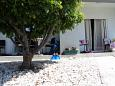 Courtyard Brist (Makarska) - Accommodation 11078 - Apartments near sea with pebble beach.