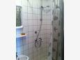 Bathroom - Studio flat AS-11083-c - Apartments Drvenik Donja vala (Makarska) - 11083