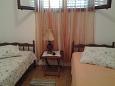 Bedroom 2 - Apartment A-11098-a - Apartments Pisak (Omiš) - 11098