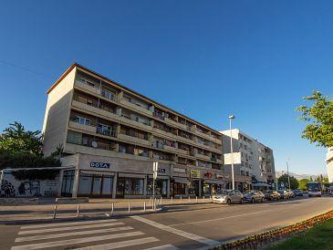 Property Split (Split) - Accommodation 11118 - Apartments with sandy beach.