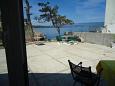 Terrace - view - Apartment A-11132-b - Apartments Vrbnik (Krk) - 11132