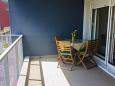 Balcony - Studio flat AS-11135-a - Apartments Split (Split) - 11135