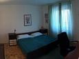 Biograd na Moru, Bedroom 1 u smještaju tipa apartment, WIFI.