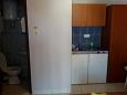 Kitchen - Studio flat AS-11155-a - Apartments Podaca (Makarska) - 11155