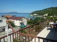 Balcony - view - Studio flat AS-11155-d - Apartments Podaca (Makarska) - 11155