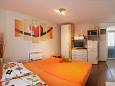 Bedroom - Studio flat AS-11161-a - Apartments Split (Split) - 11161