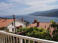 Terrace - view - Apartment A-11175-c - Apartments Rabac (Labin) - 11175