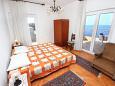 Bedroom 1 - Apartment A-1119-a - Apartments Kanica (Rogoznica) - 1119