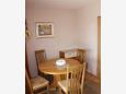 Dining room - Apartment A-11201-a - Apartments Sukošan (Zadar) - 11201
