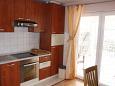 Kitchen - Apartment A-11201-a - Apartments Sukošan (Zadar) - 11201