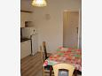 Dining room - Apartment A-11205-a - Apartments Krk (Krk) - 11205