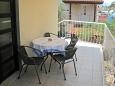 Terrace - Apartment A-1124-a - Apartments Arbanija (Čiovo) - 1124