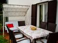 Terrace - House K-11240 - Vacation Rentals Starigrad (Paklenica) - 11240