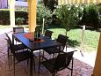 Terrace - Apartment A-11242-a - Apartments and Rooms Novigrad (Novigrad) - 11242