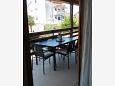 Balcony - Apartment A-11242-b - Apartments and Rooms Novigrad (Novigrad) - 11242