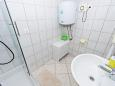 Bathroom - Apartment A-1126-b - Apartments Slatine (Čiovo) - 1126