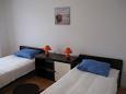 Bedroom 1 - Apartment A-11262-a - Apartments Brodarica (Šibenik) - 11262