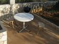 Courtyard Brodarica (Šibenik) - Accommodation 11262 - Apartments with rocky beach.