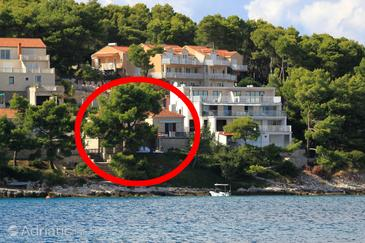 Property Lumbarda (Korčula) - Accommodation 11267 - Apartments near sea.