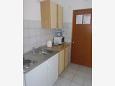 Kitchen - Apartment A-11274-b - Apartments Podaca (Makarska) - 11274