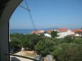 Balcony - view - Apartment A-11274-c - Apartments Podaca (Makarska) - 11274