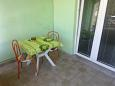 Balcony - Studio flat AS-11274-a - Apartments Podaca (Makarska) - 11274